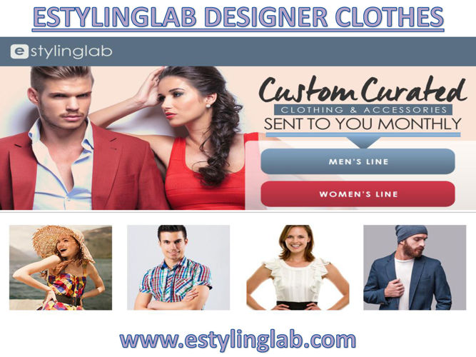 EstylingLab- Clothes and Accessories..