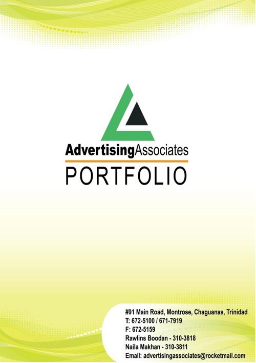 Advertising Associates Portfolio