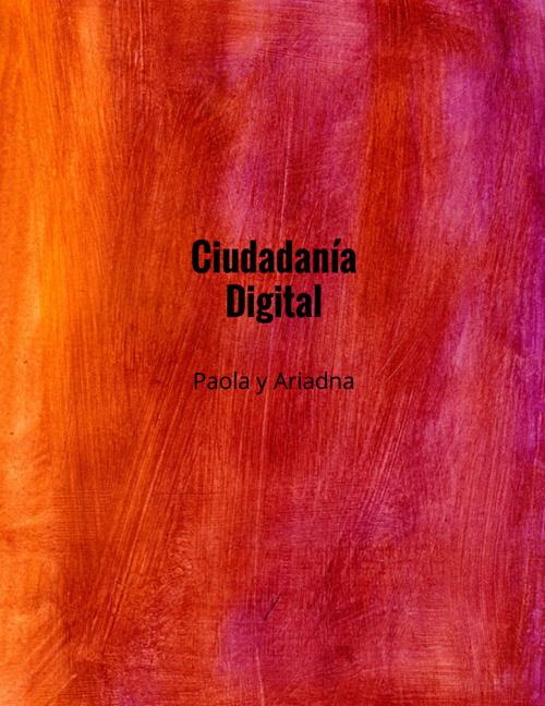 Ciudadanía Digital