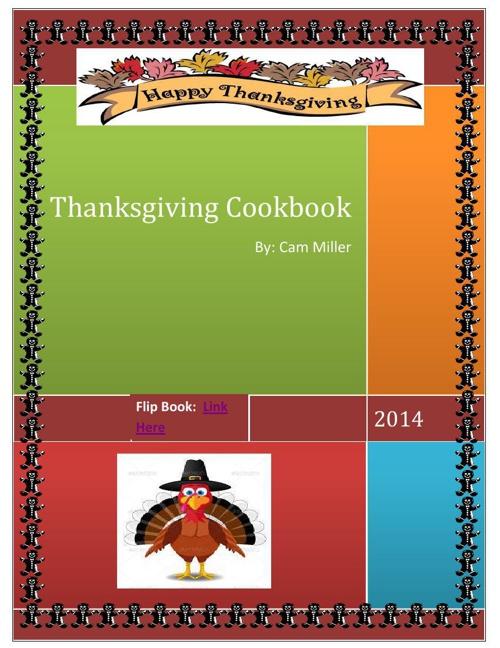 Thanksgiving Cookbook