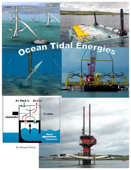 Ocean Tidal Energy