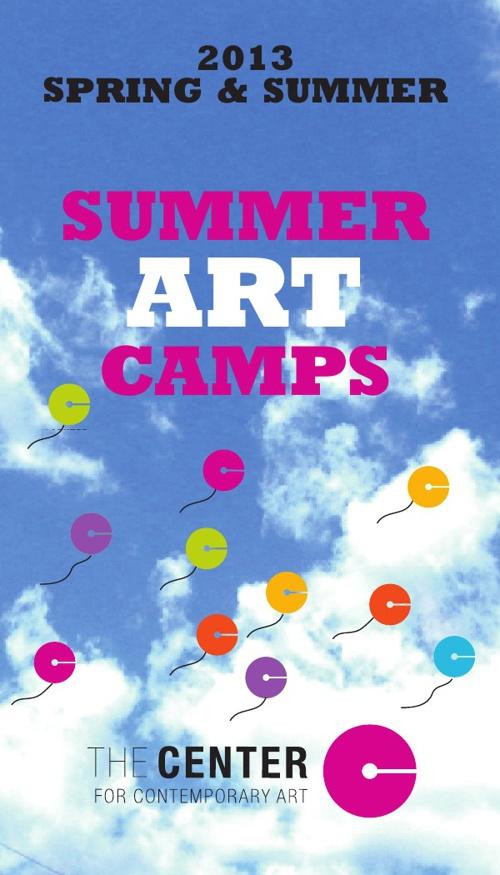 2013 Summer Art Camps