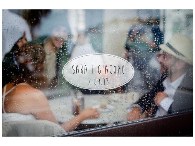 Sara i Giacomo