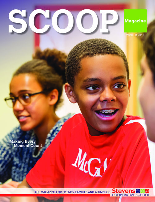 StevenScoop Magazine