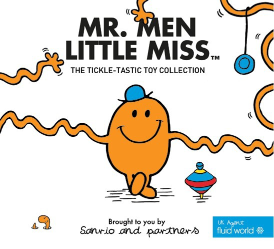 Mr. Men Little Miss: The Tickle-Tastic Toy Collection 2013