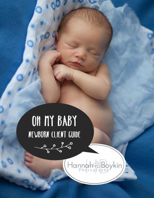 Newborn Welcome Packet