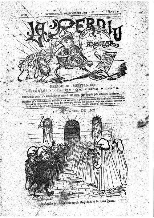 La Perdiu gener 1902