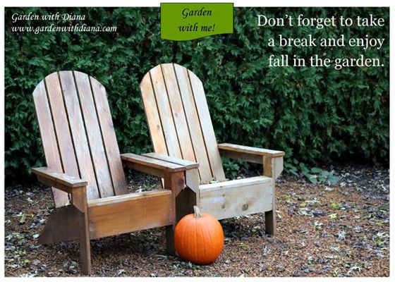 Quotes for Gardeners - Fall - Issue #1