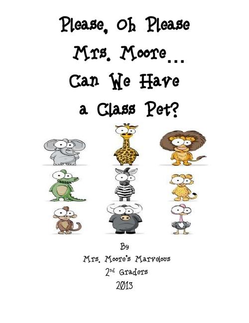 Mrs. Moore's Marvelous 2nd Graders