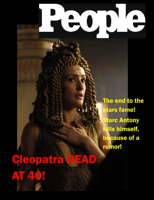 Cleopatra Draft - Carter