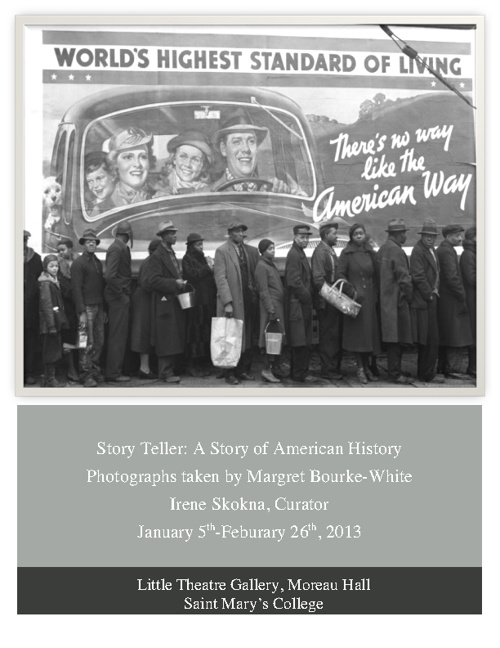 Story Teller: A Story About American History