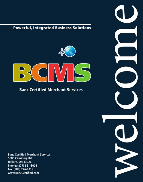 BCMS Welcome Packet