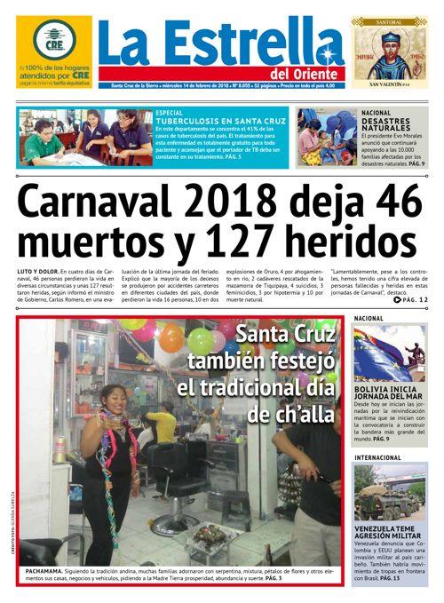 Edicion 14-02-2018