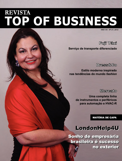 Revista Top Of Business 27