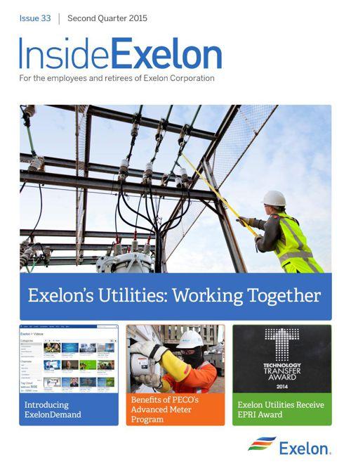 Inside Exelon: 2015 Q2