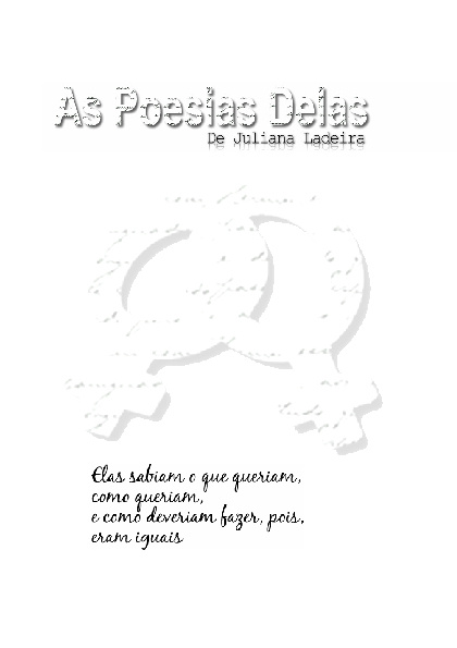 Romances - Juliana Ladeira
