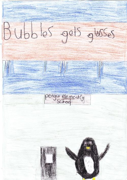 Bubbles Gets Glasses By CorbanC