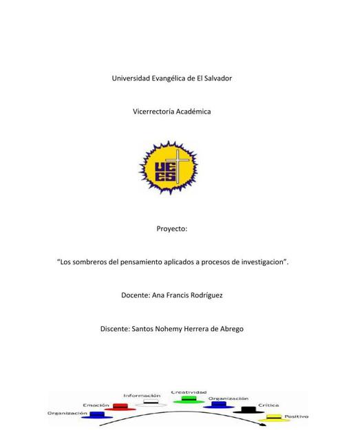 Propuesta  Nohemy Herrera