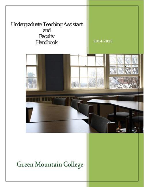 UTA handbook