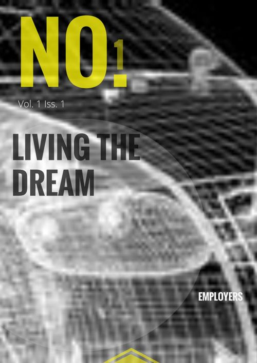 FutureTech Success #LivingTheDream Vol. 1 Issue 1