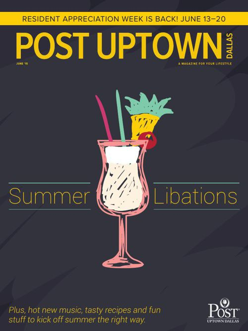 Post Uptown June 2015 Newsletter