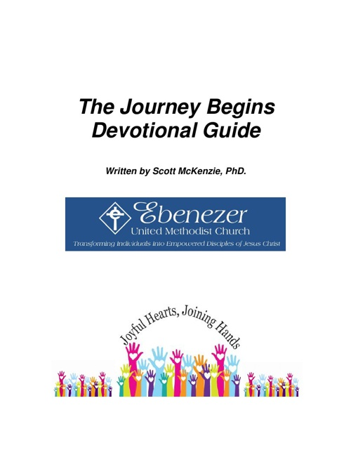 21 Day Daily Devotional Guides--Joyful Hearts, Joining Hands