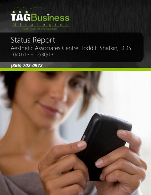 AAC Todd Shatkin DDS 4Q 2013 Status Report