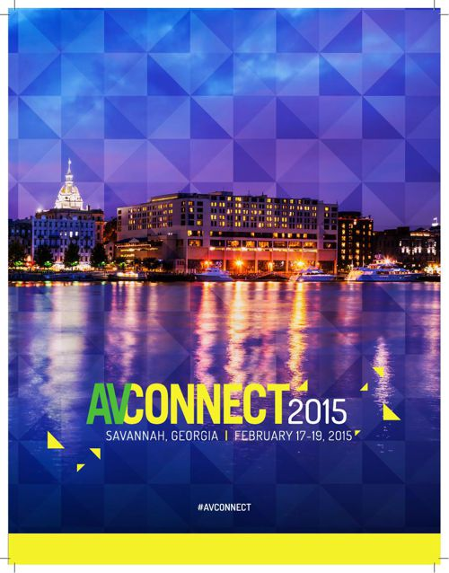 AVConnect 2015 Conference Program