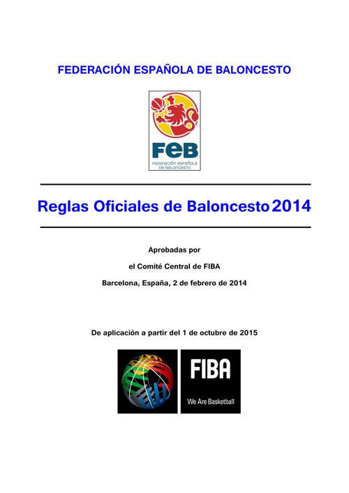 REGLAS OFICIALES DE BALONCESTO 2016