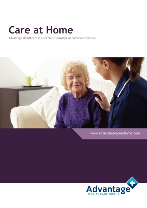Advantage Care at Home Brochure