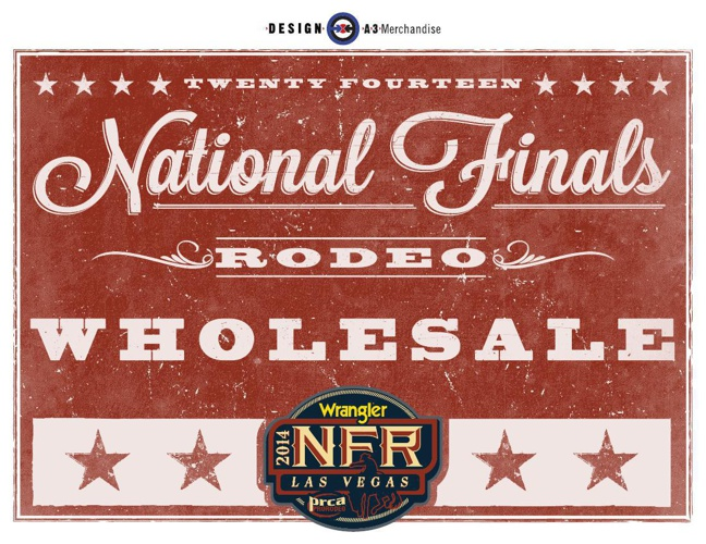 NFR 2014 Wholesale Catalog