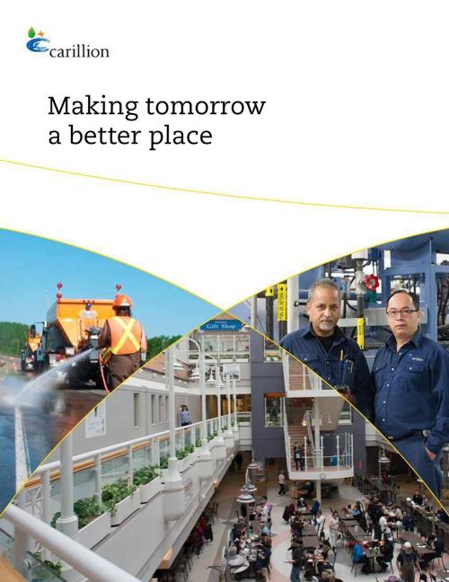 Carillion Corporate Brochure - Canada