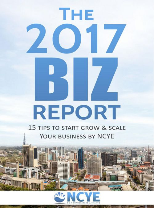 The 2017 Biz Report by NCYE