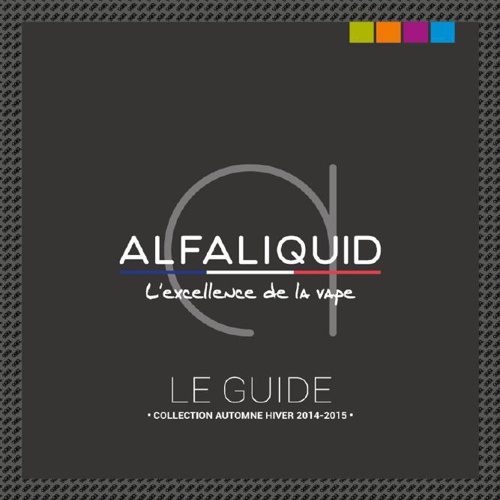 Guide du vapoteur Alfaliquid