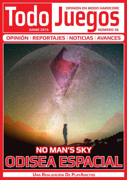 Revista TodoJuegos N°46