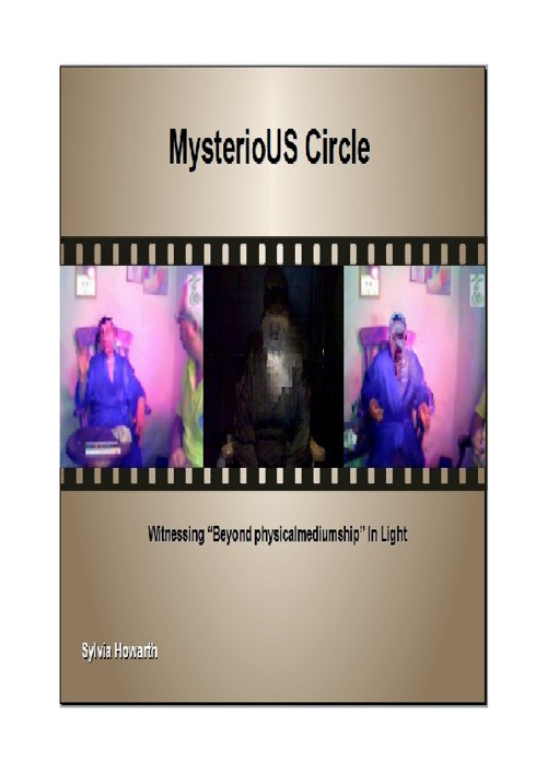 MYsterioUS Circle Jul 2011 Flip Book