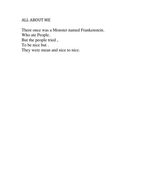 Poem book