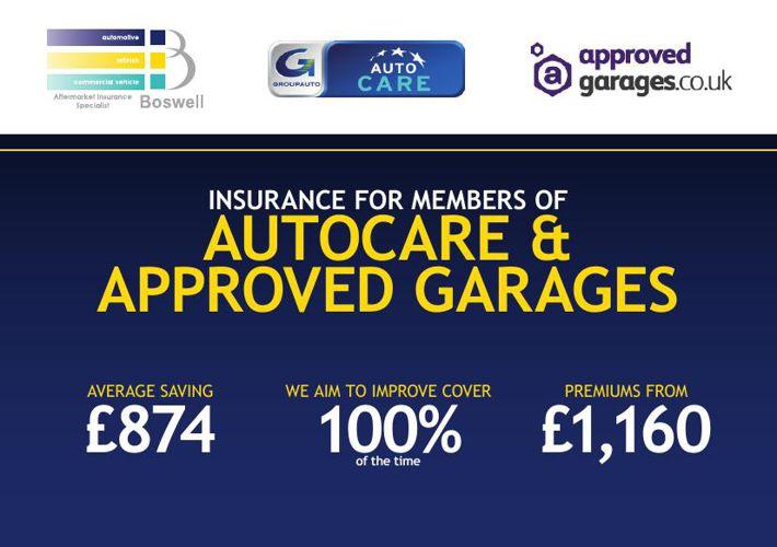 AutoCare Insurance Leaflet