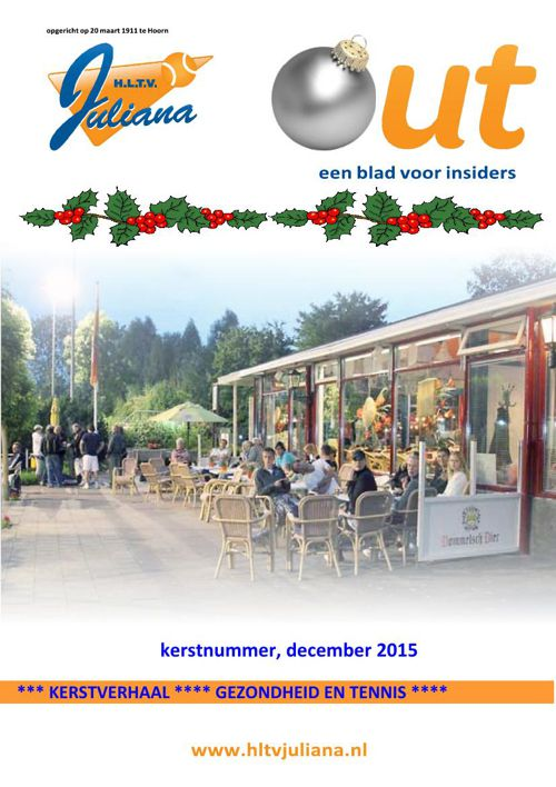 OUT, nr. 4, kersteditie, december 2015