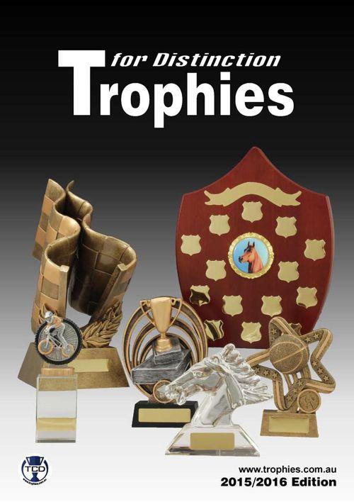 Impact Trophies General Trophies