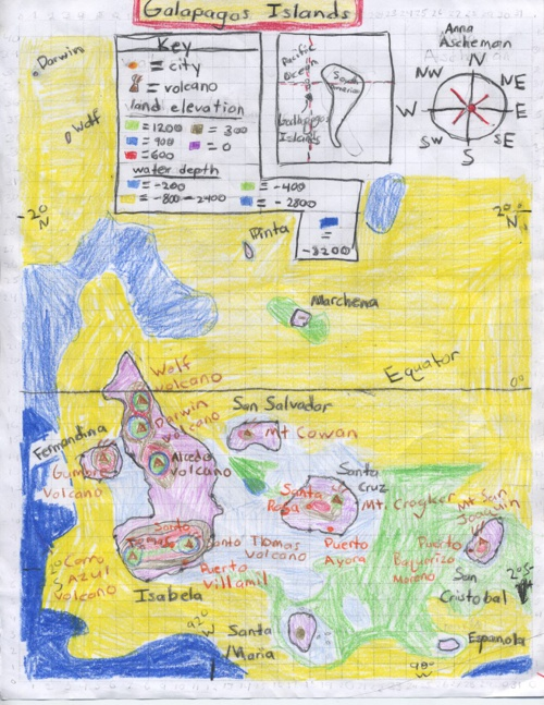 Anna Ascheman Galapagos Islands EBook