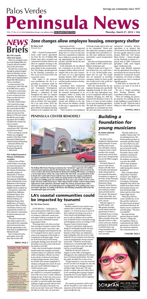 Peninsula News 3-27-14