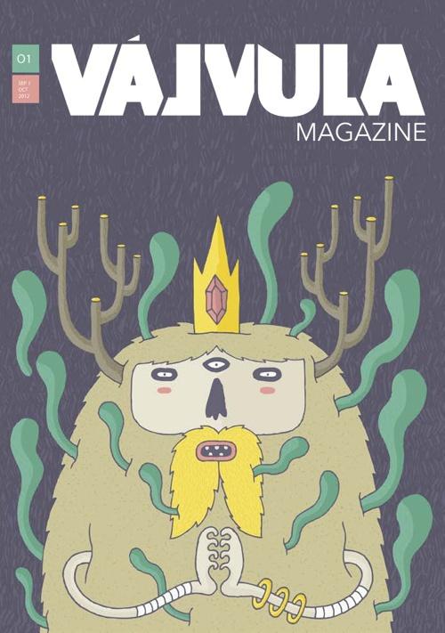 Válvula Magazine 01