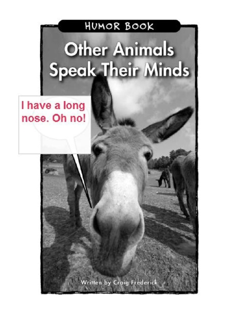Other Animals Speak