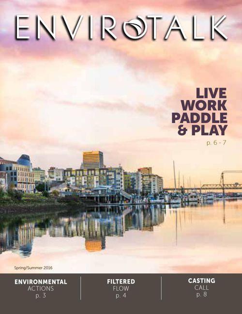 EnviroTalk Spring-Summer 2016 Edition