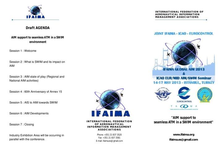 IFAIMA Brochure
