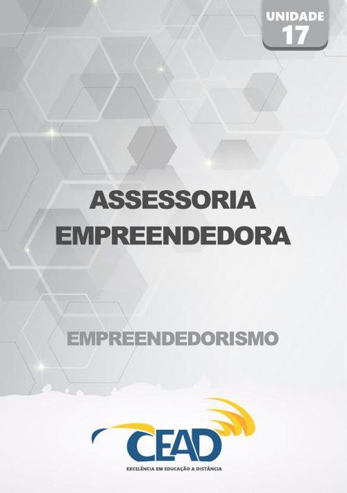 EMPREENDEDORISMO - UNIDADE 17
