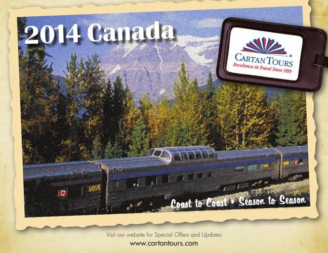 Cartan 2014 Canada Brochure