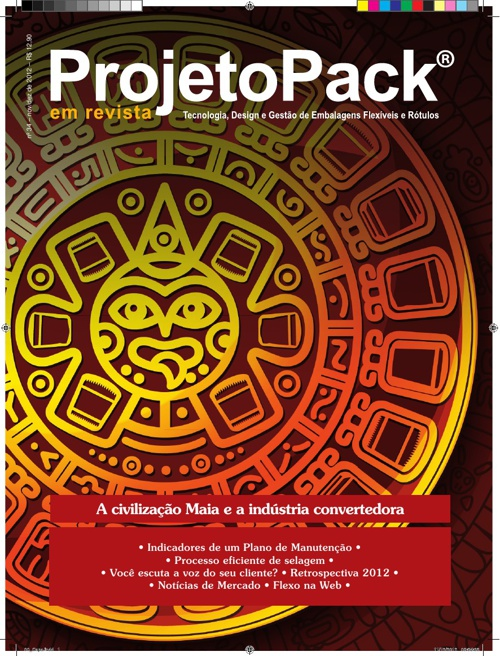 Teste ProjetoPack em Revista