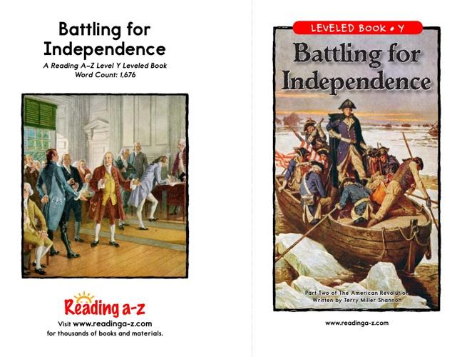 Battling for Independence